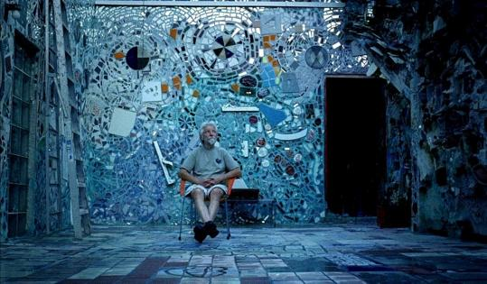 The quixotic life story of mosaic artist Isaiah Zagar (above) is told in his son Jeremiah&#8217;s film.