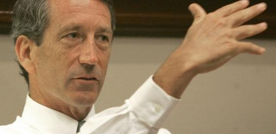 South Carolina Governor Mark Sanford chronicled his affair during interviews this week.