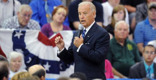 Vice President Joe Biden said getting broadband service to every American is a top administration priority.