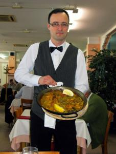 La Pepica, which opened in Valencia, Spain, in 1898, offers nearly two dozen variations on paella and other rice dishes.