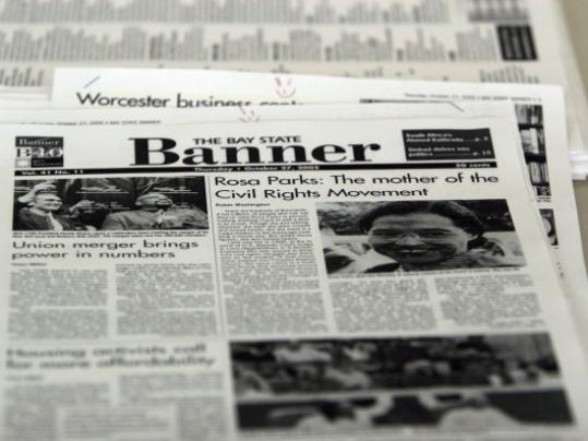 The weekly Bay State Banner is closing after 44 years.