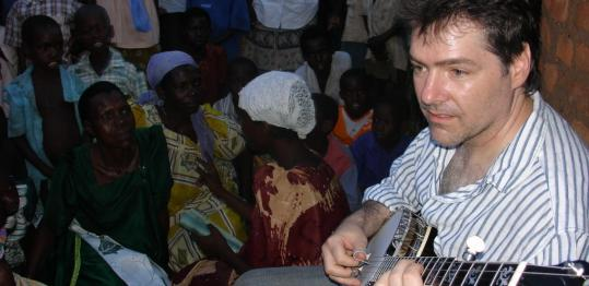 Virtuoso Béla Fleck explores the banjo's roots in Uganda, Tanzania, The Gambia, and Mali.