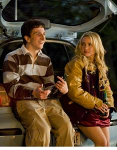JOE LEDERERPaul Rust plays a high school senior in love with Hayden Panettiere's title character.
