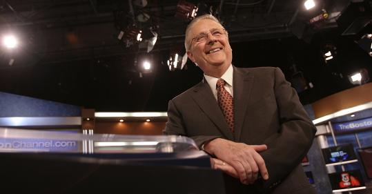 Dr. Timothy Johnson parlayed his medical background into a TV career when WCVB recruited him to host a weekly half-hour medical show in 1972.