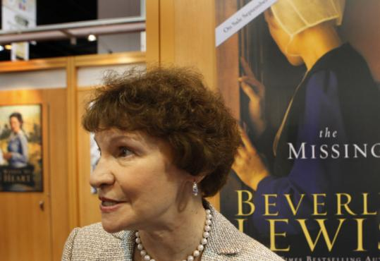 "Beverly Lewis, a Colorado author, started the Amish fiction genre with her 1997 book ""The Shunning.''"