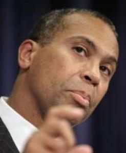 The proposal to be unveiled today is a switch for Governor Deval Patrick, who once resisted calls to lift the state's limits on the n