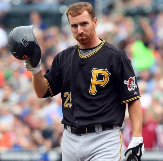 Adam LaRoche's 2 1/2-year stay in Pittsburgh ended with an offensive slump and dissatisfaction with club management.