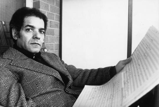 In addition to being a composer, George Russell taught at the New England Conservatory.