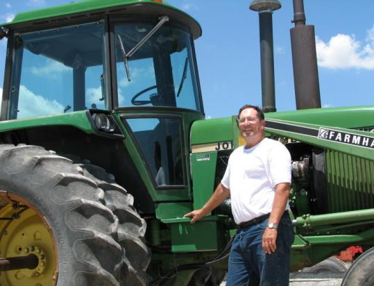 The fiscal prudence of farmers like Carl Rupp has protected Goshen County, Wyoming, and other rural areas in the heartland from the economic ills plaguing much of the nation.