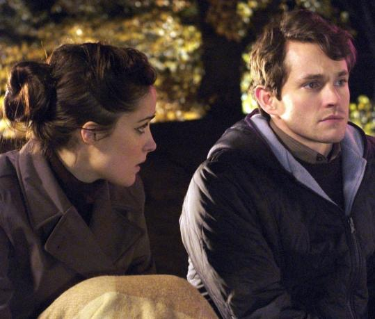 "Rose Byrne and Hugh Dancy in Max Mayer's ""Adam.''"
