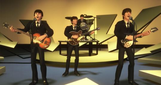 Harmonix, a Cambridge video game development company, has landed the rights to develop an experiential music video game chronicling the Beatles' career.
