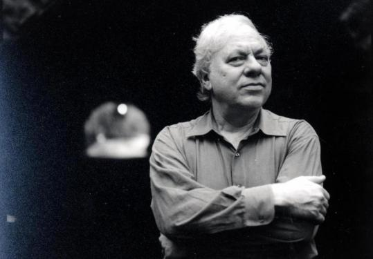 Richard Goode, a pianist and the festival's codirector, played Schumann Sunday.