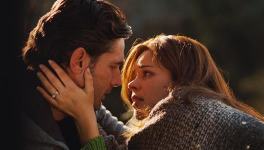 Eric Bana and Rachel McAdams star as a chronologically challenged couple in &#8220;The Time Traveler&#8217;s Wife.&#8217;&#8217;
