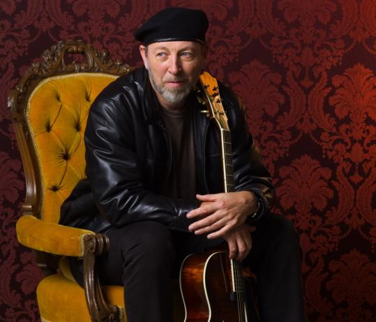 """You want to sound contemporary, ... but it's nice if the language flows in a way that isn't tied to any particular time,'' says Richard Thompson, who has a new retrospective box set, ""Walking on a Wire,'' out Tuesday."