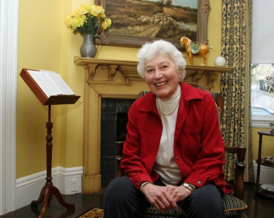 "Former Boston University colleague Howard Zinn called Freda Rebelsky ""an absolutely sterling teacher.''"