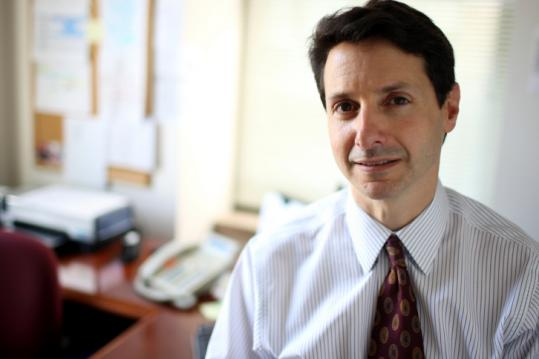 Peter Neumann, director of the Center for the Evaluation of Value and Risk in Health at Tufts Medical Center, is one of the authors of the study on health care cost effectiveness.