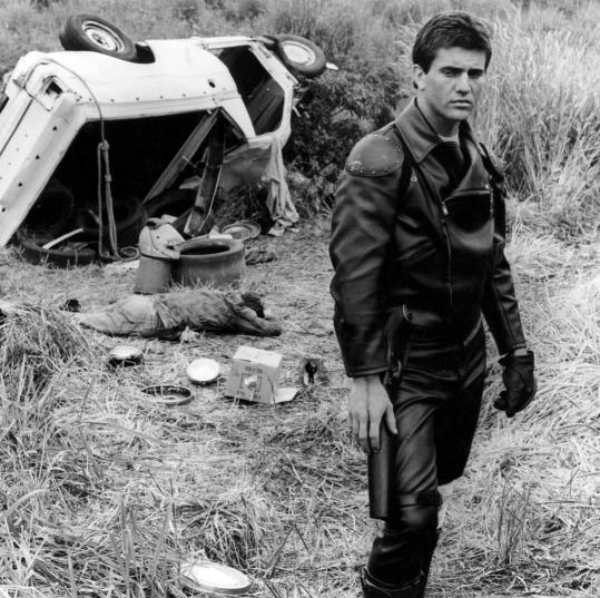 Mel Gibson in 'Mad Max,' one of films discussed in 'Not Quite Hollywood.'