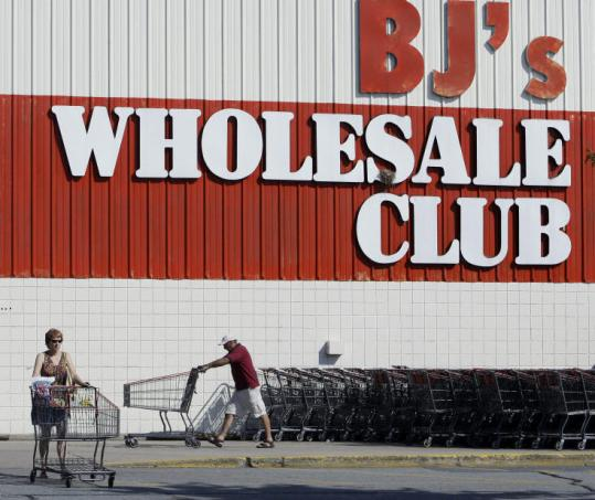 Budget-conscious shoppers have turned to BJ's Wholesale Club in the recession, but price deflation is testing the company.