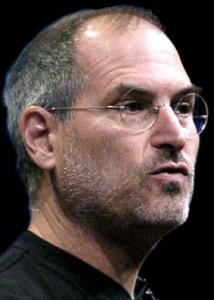 The man who succeeded Ed Colligan (right) as CEO at Palm Inc. had worked with Apple CEO Steve Jobs (left) for more than 15 years.