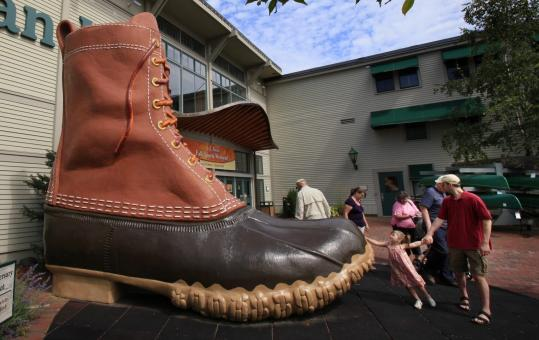L.L. Bean, renowned for its hunting and fishing gear as well as its Freeport, Maine, flagship store, plans an upscale clothing line.