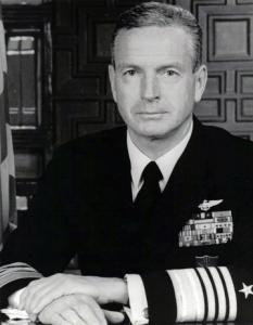 Admiral Ralph W. Cousins