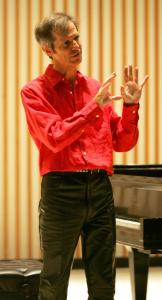 Stephen Drury, the Callithumpian Consort's artistic director, helped to curate Avant Gardner.