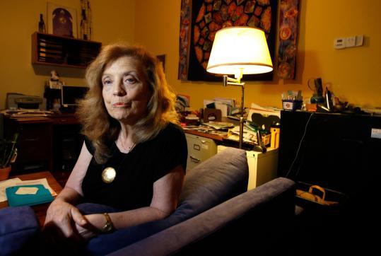 Saphira Linden lost her theater program's endowment and her life savings to Bernard Madoff.