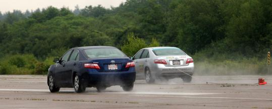 Older motorists are encouraged to take a refresher driving course or crash-prevention class.