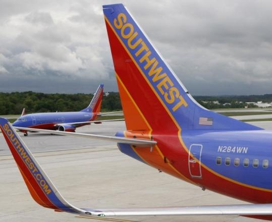 """Demand in Boston has been ahead of what we predicted,'' said Southwest spokesman Paul Flaningan."