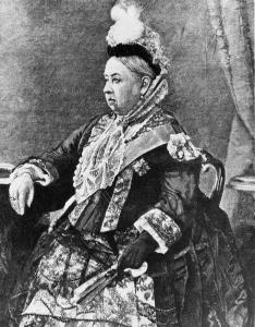 """Queen Victoria was always in search of a father figure, says author Gillian Gill in the book """"We Two.''"""