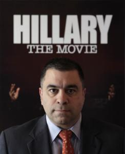 EVAN VUCCI/ASSOCIATED PRESS FILEDavid Bossie, leader of Citizens United, was the producer of the scathing film about Hillary Clinton.