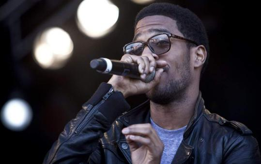 Kid Cudi's debut, 'Man on the Moon: The End of Day,' lands on Tuesday.