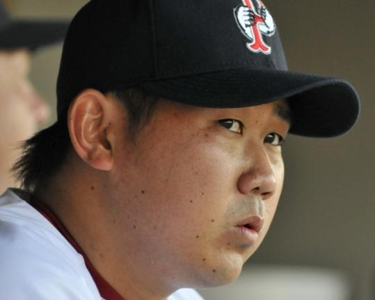 Daisuke Matsuzaka will take the mound for the Sox after nearly three months of rehabbing and conditioning.