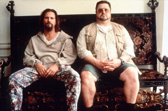 "Jeff Bridges is the Dude and John Goodman is Walter in the ""The Big Lebowski,'' which was released to mixed reviews in 1998."