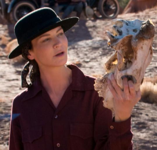 "Joan Allen plays the title role in ""Georgia O'Keeffe.''"