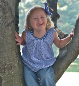 A new prenatal test for Down syndrome may mean fewer children like Lucy.
