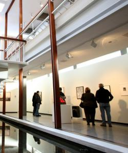 The Rose Art Museum, at Brandeis University, houses New England's largest collection of modern and contemporary art.