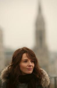 "DAVID KOSKAS/IFC FILMSJuliette Binoche is a single mom social worker in ""Paris.''"