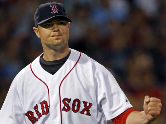 Sturdy Red Sox lefthander Jon Lester is on track for his second straight 200-inning season.