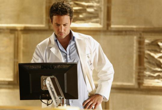 "Alex O'Loughlin stars as a smug but brilliant surgeon on the new CBS drama ""Three Rivers.''"