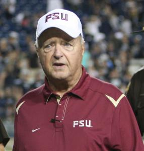 Just part of coach Bobby Bowden's remarkable track record at Florida State: 14 straight seasons with at least 10 victories.