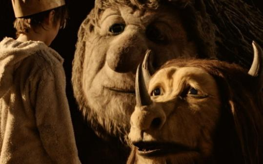 A scene from 'Where the Wild Things Are.'