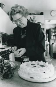 Charlotte Turgeon was cooking and running cooking classes in Amherst until she was 91.