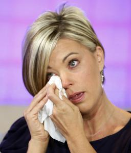 "Kate Gosselin has been making the rounds of daytime talk shows, including the ""Today'' show (above), claiming Jon took $230,000 from their joint account."
