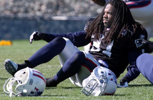Brandon Meriweather didn't take a back seat to anyone last week against the Ravens - even star safety Ed Reed.