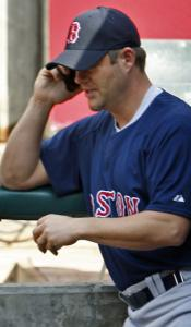 Paul Byrd answered the Red Sox' call late in the season, and now he is in the playoffs.