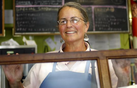 Lyn Voss recalls working with Sherrie Flick at Ceres years before she wrote about the bakery.
