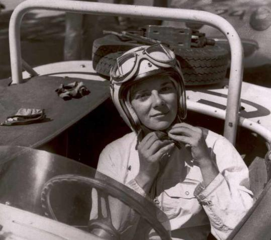 "Donna Mae Mims participated in the original Cannonball Run. She also became known as ""Donna Amazing.''"