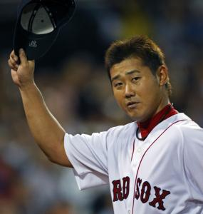 It's not far-fetched to envision Daisuke Matsuzaka waving goodbye to Boston after three years.