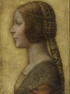 If it is by Leonardo da Vinci, the painting could be worth more than $150 million.
